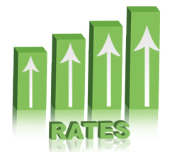 Boston mortgages - rates continue to rise