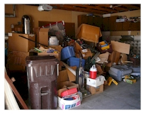 Clear up clutter before listing your Boston area home for sale