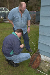 go along when your Boston area home inspection is being done to learn more about the house