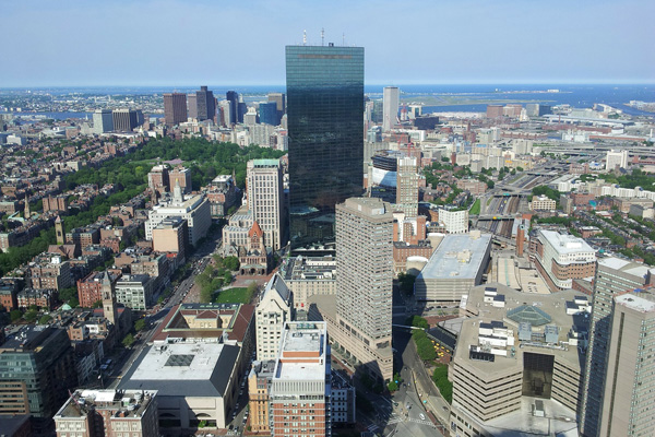 An update on new housing in the Boston area