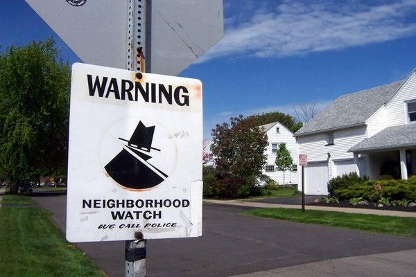 Improve Boston area home security by joining a neighborhood crime watch