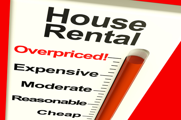 Rent increases are common in the Boston area housing market.